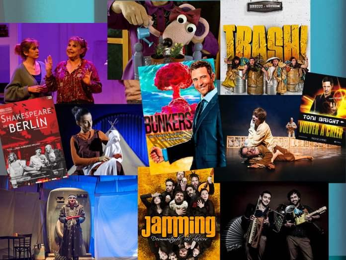 Así es la programación de los teatros de la nueva temporada en Valdemoro 3