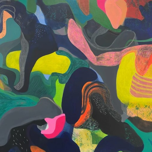Ronald Zambrano expone en la galería Zona Incontrolable 1