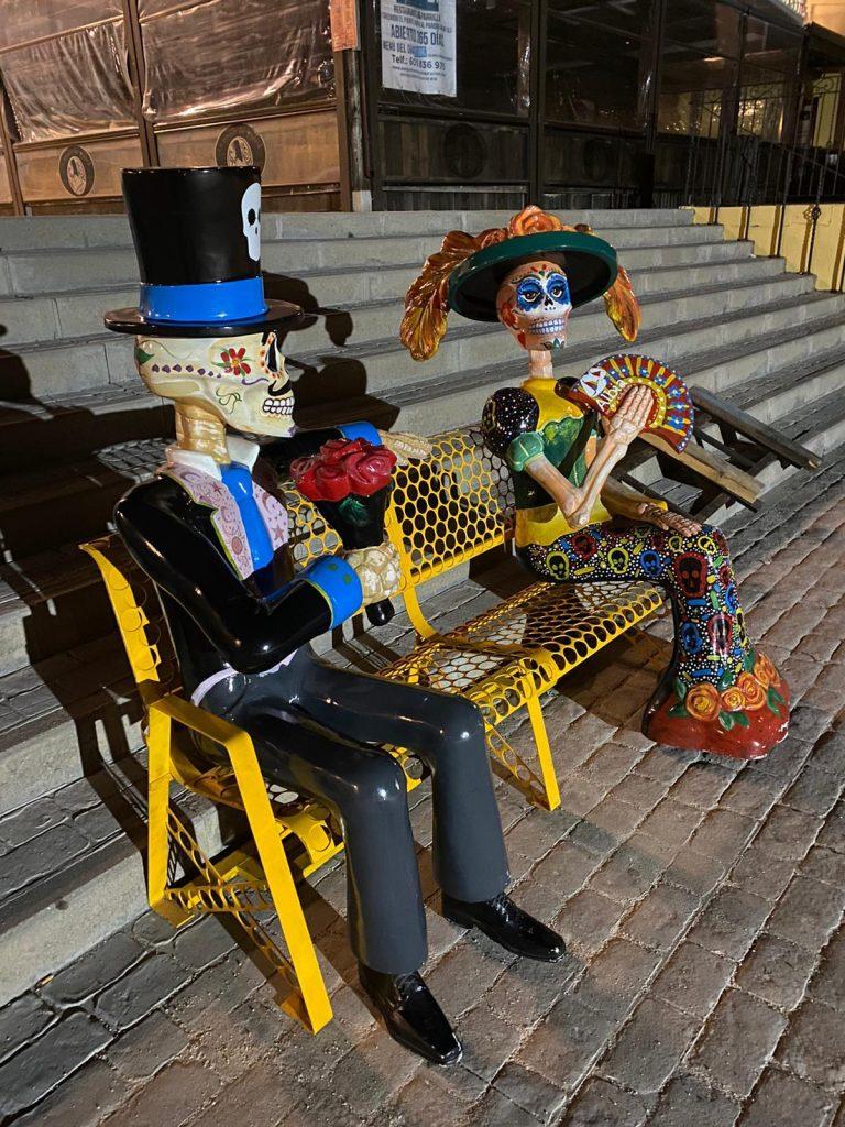 Parque Europa acoge la exposición internacional 'Mexicráneos' 1