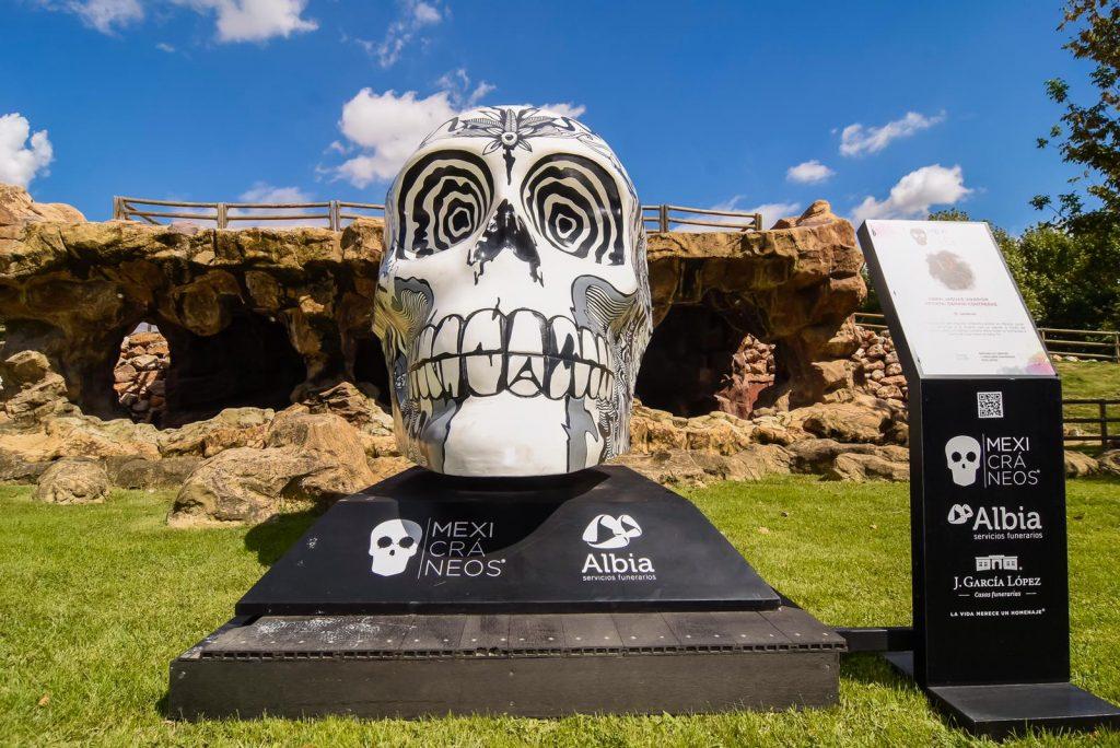 Parque Europa acoge la exposición internacional 'Mexicráneos' 3