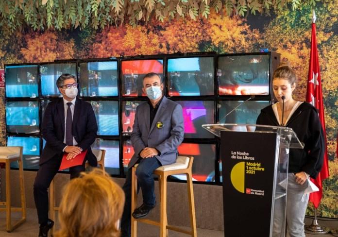 Madrid celebra la XVI edición de La Noche de los Libros 1