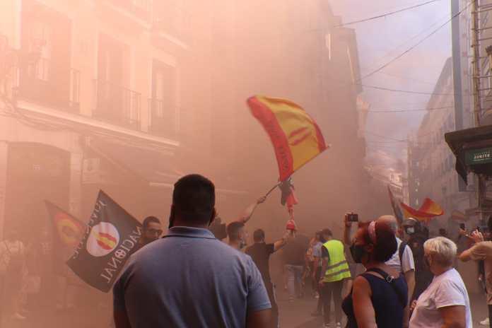 En Madrid todo el mundo es libre de morirse 1