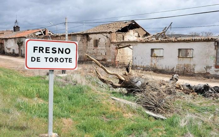 El 'Madrid vaciado': Pueblos abandonados y al borde de la extinción 8