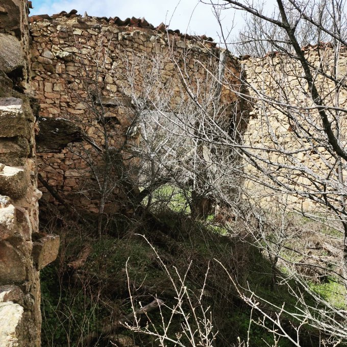 El 'Madrid vaciado': Pueblos abandonados y al borde de la extinción 16