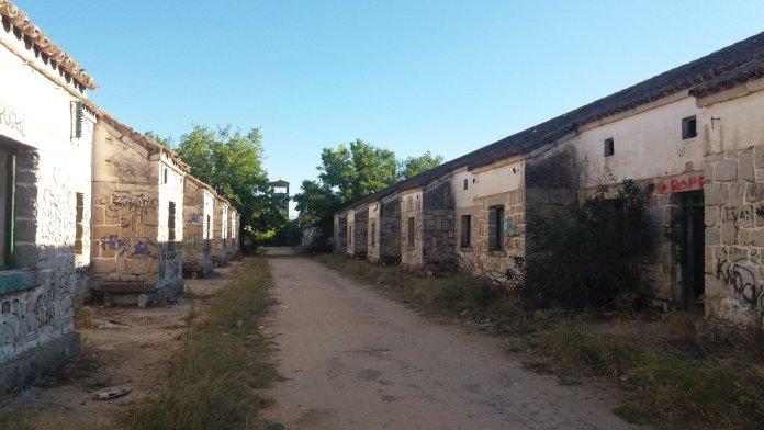 El 'Madrid vaciado': Pueblos abandonados y al borde de la extinción 1