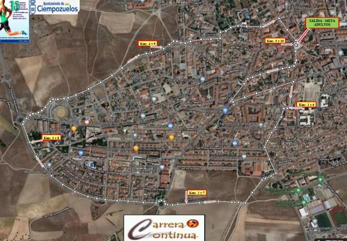 Ciempozuelos celebra la XXXV edición de la Carrera Popular de la ciudad 1