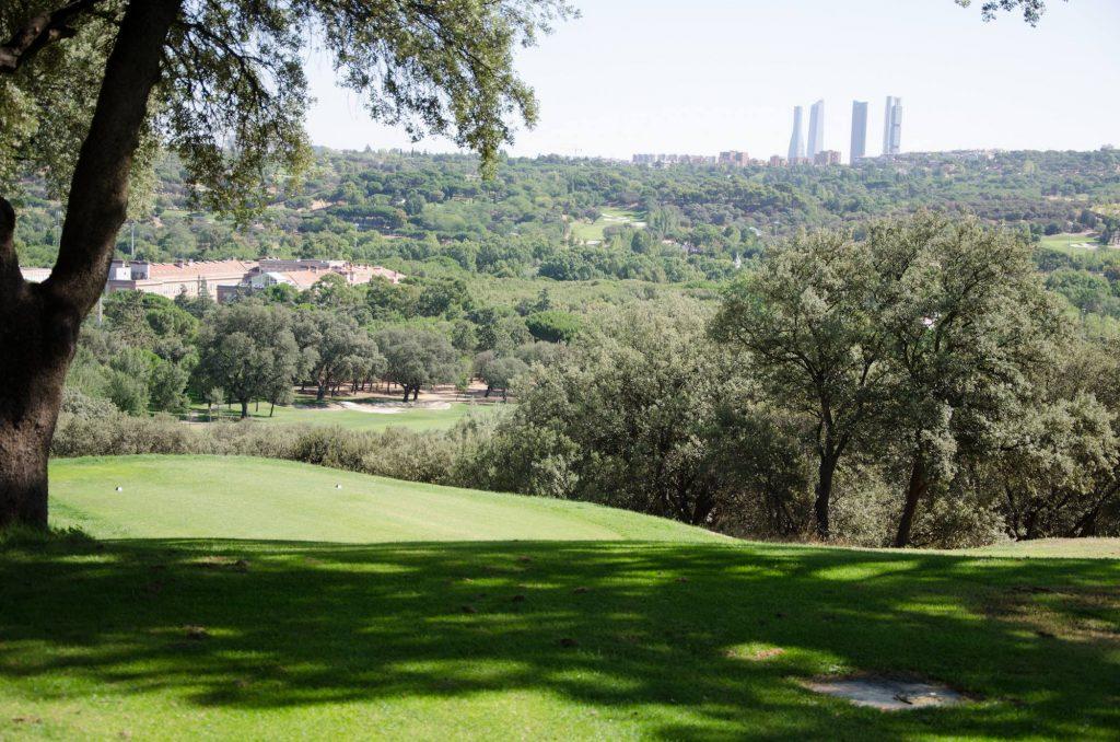 Cinco campos de golf en Madrid para emular a Cabrera 2