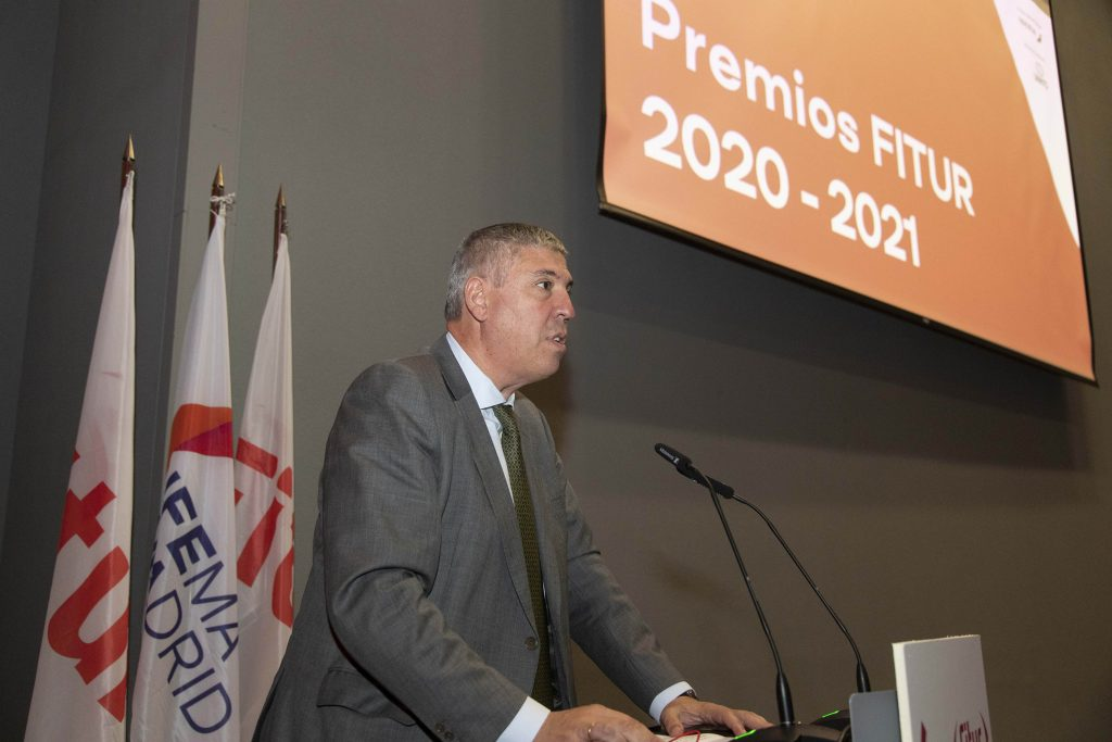 FITUR 2022 asoma en el horizonte a ritmo de récord 3