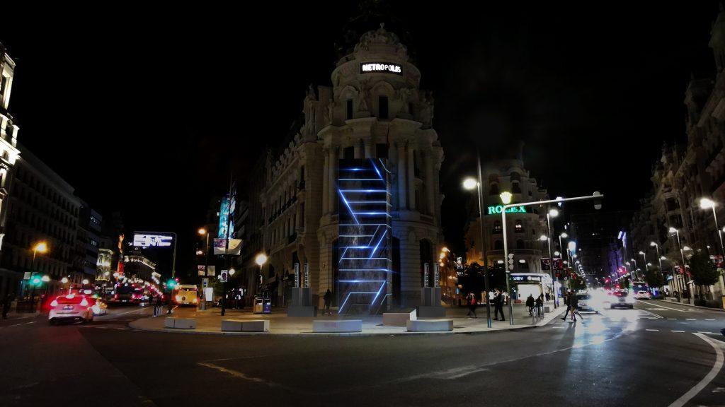Cuenta atrás para que LuzMadrid ilumine la capital 2