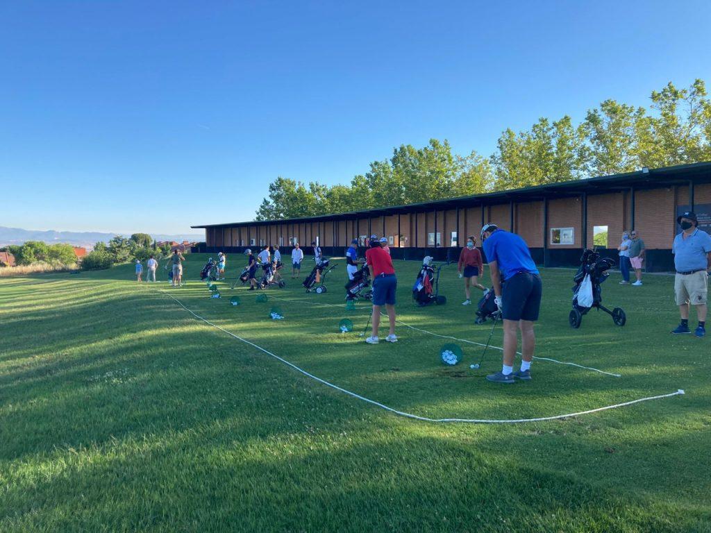 Cinco campos de golf en Madrid para emular a Cabrera 7