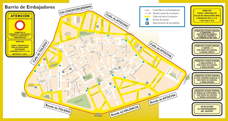 autorizacion de acceso areas-de-prioridad-residencial