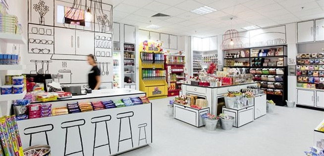 Interiorismo para tiendas 1