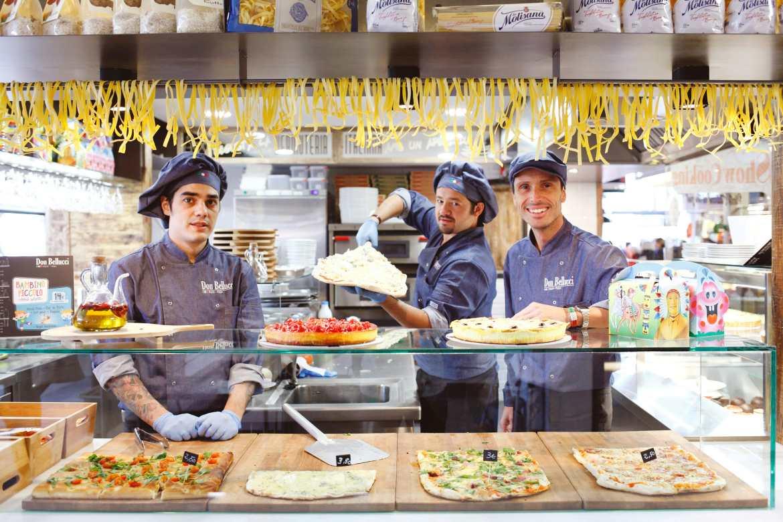 Licencia actividad pizzeria