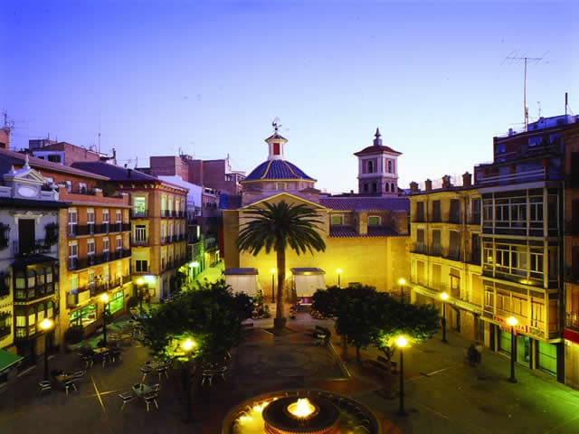 Murcia plaza