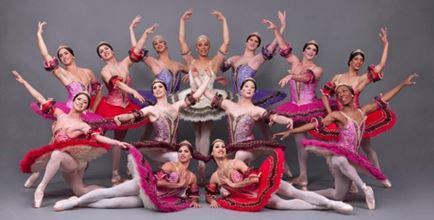 Les Ballets Trockadero - Sala Roja