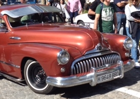Classic Cars Madrid