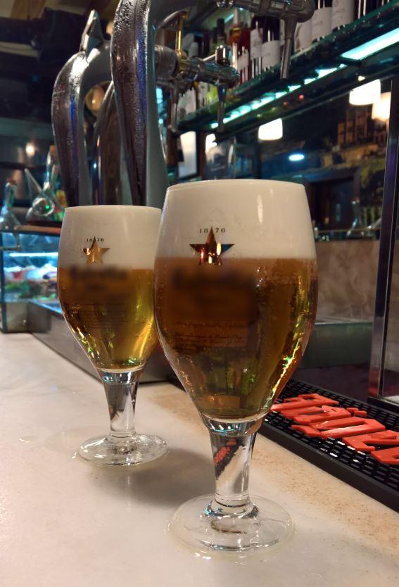 Cervezas en Madrid