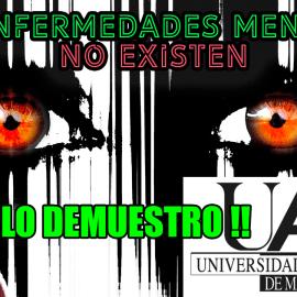 Las ENFERMEDADES MENTALES NO EXISTEN 🧠🧠 🧠  Facultad Psicología, Universidad Autónoma de Madrid