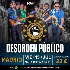 verano en Madrid