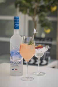 grey goose gastronomía coctelería cine francés madrid