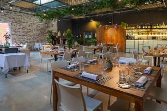 diez restaurantes cenas grupo madrid