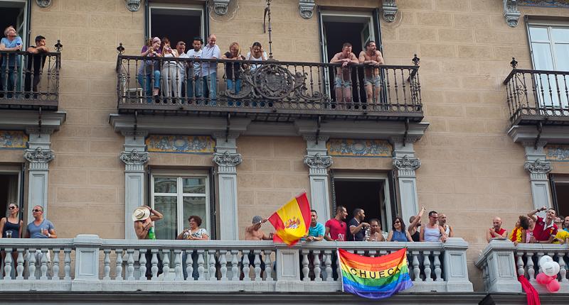 gay pride Outshopping