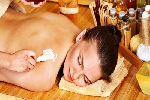 Tratamiento corporal de exfoliación e hidratacion