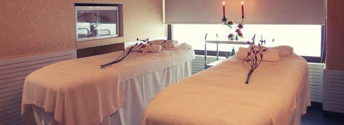 Spa, estética, masajes y rayos UVA - Cabina estética o masajes en pareja