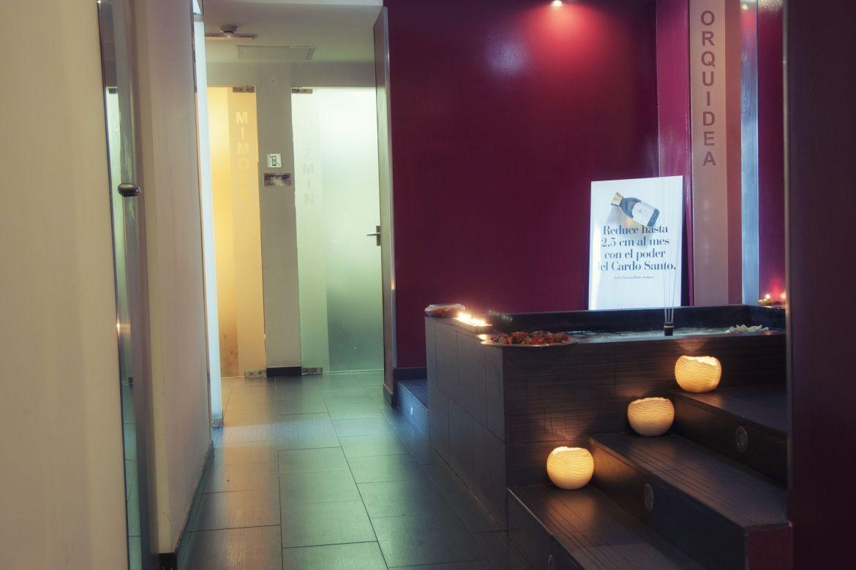 Spa, estética, masajes y rayos UVA - Zona estética y masajes