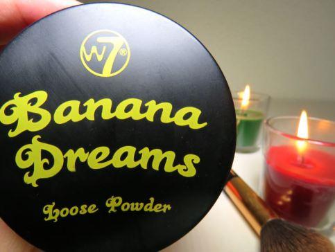 banana dremas w7 mufe polvos hd makeup forever comparación polvos translucidos 7