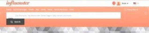 influenster como recibir muestras de influenster darse de alta influenster españa paso 1 barra busqueda
