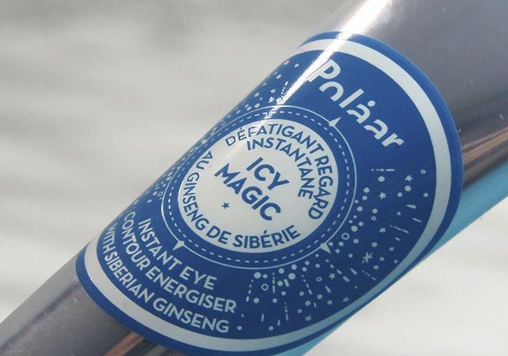 polaar icy magic instant eye defatigant 3