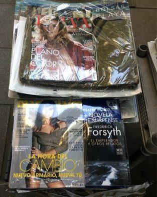 regalos revistas agosto 2017 telva marie claire harpers bazaar cosmopolitan glamour 2