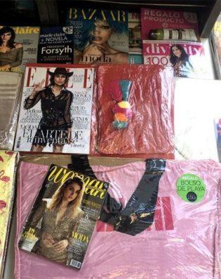 regalos revistas agosto 2017 telva marie claire harpers bazaar cosmopolitan glamour 4