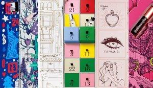 calendario de adviento belleza 2017 madridvenek collage