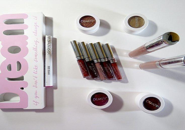 colourpop ultra matte lip lippie stix super shock eyeshadows todos mis productos colourpop madridvenek