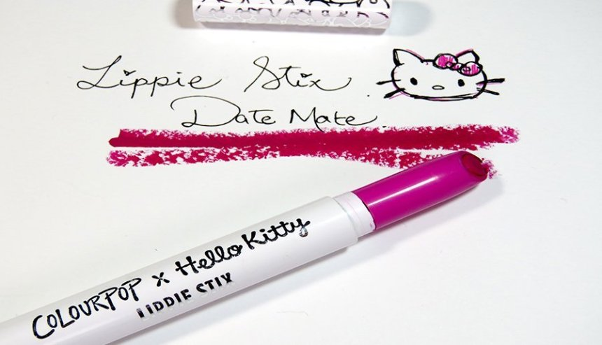 date mate first date hello kity lippie stix colourpop todos mis productos colourpop madridvenek