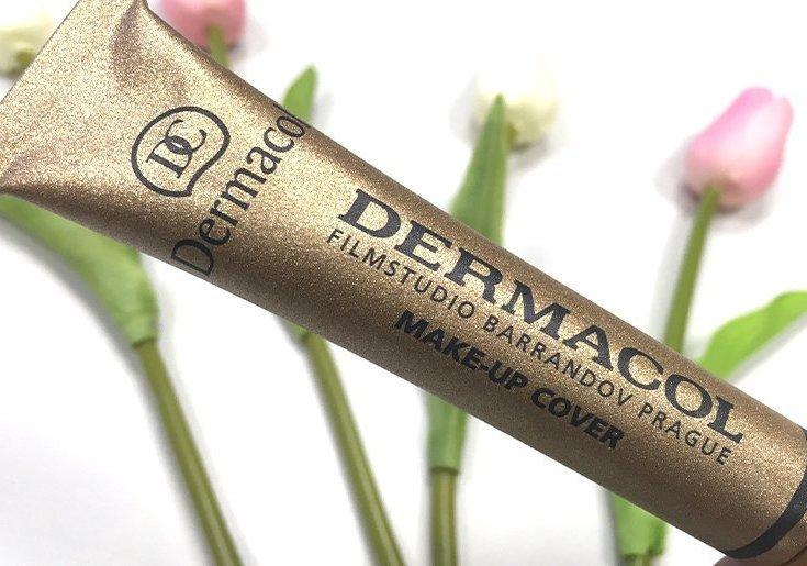 Dermacol review honesta maquillaje alta cobertura swatch