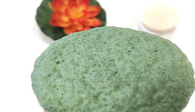 esponja konjac limpieza facial beauty challenge esponja konjac blanca esponja konjac verde 2