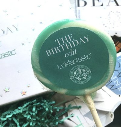 look fantastic birthday edit septiembre 2017 candy gift beauty box 4