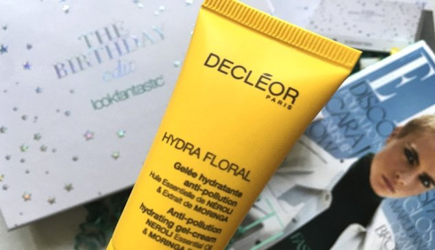 ook fantastic birthday edit septiembre 2017 decleor hydra floral hidratante