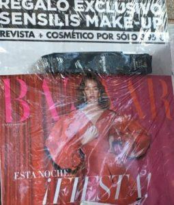 regalos revistas diciembre 2017 harpers bazaar