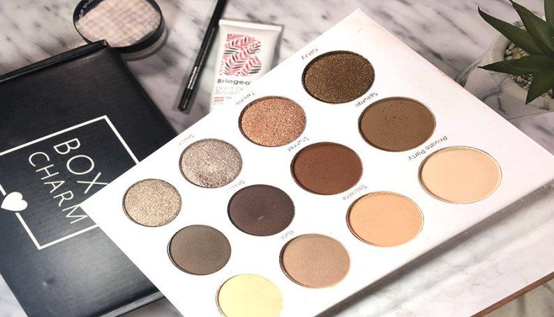 boxycharm septiembre 2017 pur briogeo colourpop studio makeup beauty box