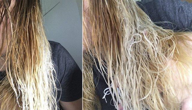 pelo quemado decoloracion decolorar cabello quemaron mi pelo en la peluqueria mechas californianas balayage mechas californianas en pelo castaño decoloracion cabello oscuro8