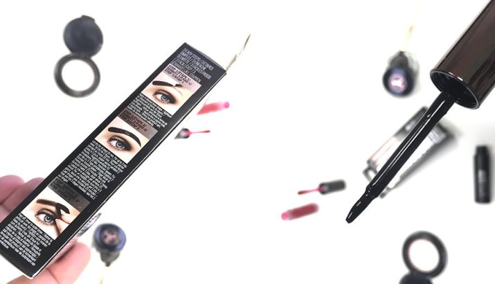 tattoo brow maybelline tatuaje de cejas tinte de cejas maquillaje de cejas maquillaje maybelline 5