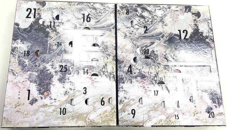 Asos calendario de adviento 2017 beauty calendar 2