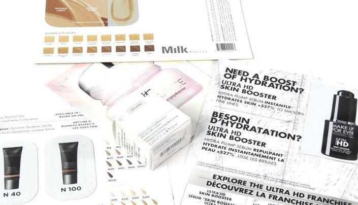 haul sephora usa make up for ever it cosmetics cover fx milk ole henriksen huda beauty origins como comprar en sephora estados unidos desde españa