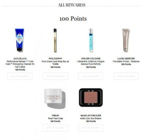 Beauty Insider sephora usa como comprar en sephora estados unidos desde españa mymall box weekly wow ofertas en sephora descuentos regalos adicionales rewards sephora
