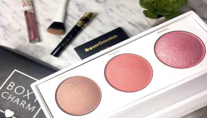 boxycharm diciembre 2017 realher blush blushes coloretes