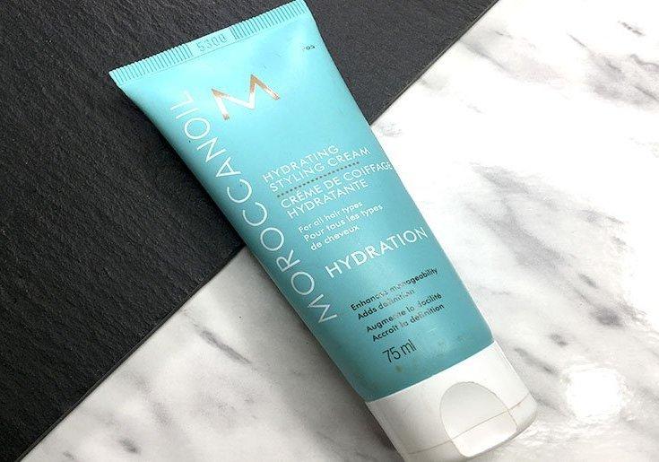 MoroccanOil Hydrating Styling Cream cuidado del cabello teñido hidratacion cabello decolorado 5